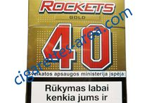 ROCKETS cigarettes / ROCKETS brand cigarettes