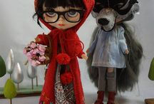 Blythe Red Riding Hood