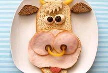 Lecker-belegte Pausenbrote | Tasty breaktime sandwiches / Diese leckeren Ideen bringen Spaß in jede Pause. Zum Freuen und Genießen!