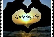 Gute Nacht/Guten Morgen