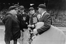 Vintage Umpires and Referees