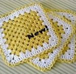 Crochet Dishcloth/Washcloth Patterns / Crochet Dishcloth/Washcloth Patterns