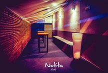 Club Design / Bar, Restaurants, discos and clubs design