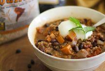 Eten: Quinoa