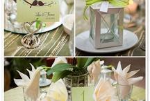 Wedding Tables and Decor / by Debbie MacKenzie