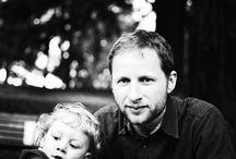 Papa & Baby / Photos of Babies and their Papas