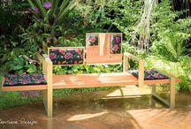 Valentina Furniture Design / Mediterranean and Asia fusion design for unique furniture