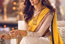 Saree's n ethnic looks