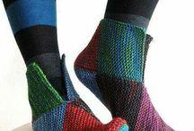 neuleet/ knitting