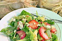 Salads / by mamachallenge.com