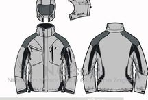 JACKET SKETCHES
