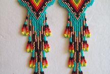 Beads - Brincos / by Mariângela Gratival