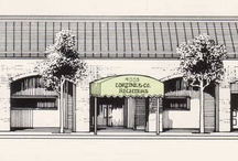 Corzine & Co. - Table Setting Ideas