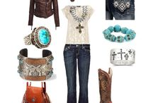 Cowgirl Style / For both Cowgirl styles, Country and Western! / by MyPerfectGift .com