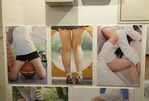 ふともも写真の世界展 / ふともも写真の世界展で撮影した写真