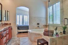 bathroom remodel / by Tracy Biggs