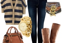 Clothes, Shoes and Accessories  / by Cheryl Villarreal-Hall