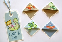idee carine con la carta