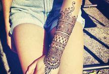 Henna • Jagua
