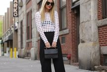 Style: Black and White
