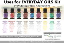 Health with Essential Oils/Herbs