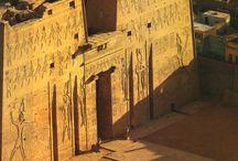 Egypt-Horus Temple at Edfu