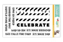 Celebrate Your Day stamp set