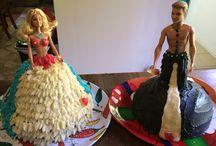 Cakes / Doll cake