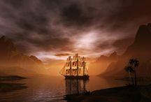 Clipper Ships...a facination of mine~