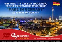 STUDY ABROAD IN GERMANY CONSULTANTS IN TRIVANDRUM, INDIA - RIYA EDUCATION / Germany is one of the most attractive locations for students worldwide. Students who wish to study in Germany get in touch with Riya Education. #studyinGermany #whystudyinGermany #Germany #educationinGermany #abroadeducationinGermany #consultants #educationconsultants #educationconsultantsforgermany