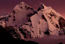 Upwards / Inspirational work for Upwards - Everest documentary