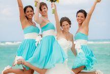 Damigelle / abiti ed outfit delle damigelle della sposa