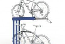 Bicycle racks & rooms / Bicycle parking racks