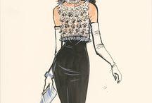 Fashion  illustration binders