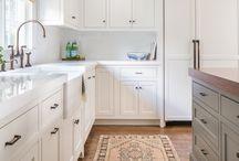 White Classic Kitchens