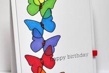 Cards - Birthday / by Stephanie Zanghi Mino