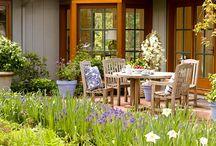 Backyard Retreats & Tips