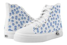 Designer Shoes / Shoes for kids, women and men with designers prints: http://www.zazzle.com/elenasimsim