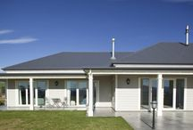 Exterior colours / Grey roof