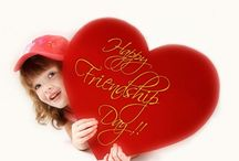 Friendship Day / Dear All Happy Friendship Day and Sunday.