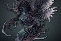 Art A 獣 妖 化