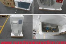 air-conditioner quality inspection