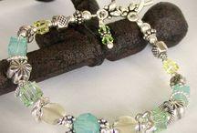 Jewelry / Swarovski Crystal Bracelet / by Anita Schek