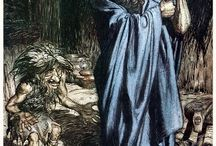 Arthur Rackham - Siegfried and the Twilight of the Gods - 1911