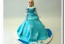 Tort dla dziewczynki / Torty dla dziewczynek