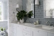 Bathroom Design / Bathroom Inspiration