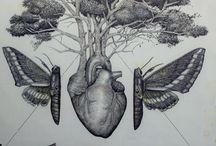 Street art, illustrations and classics