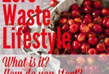 zero waste lifestyle