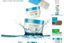 Seacret Direct, Skin Care Solutions / Products and pictures showing what Seacret has and can do for you!