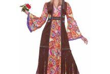 60's hippie fashion